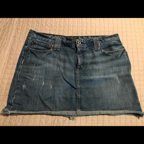 0915b023f2 Women's Ralph Lauren Jean Skirt